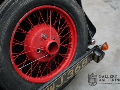ANDERE ANDERE BSA Scout Project car